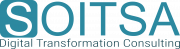 Logo y Slogan SOITSA, Consultores de transformación digital